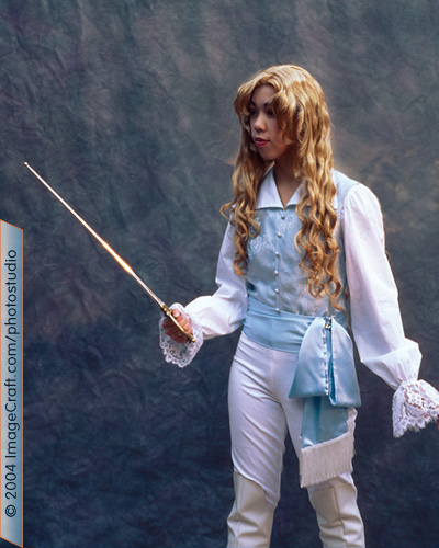 Confused Kitty Creations - Oscar from Rose of Versailles
