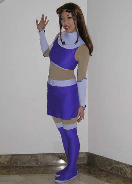 Confused Kitty Creations - Starfire from Teen Titans