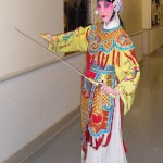 First Beijing Opera performance of the year