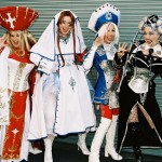 Trinity Blood Photos!