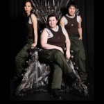 On the Iron Throne!
