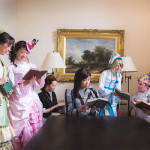 Victorian Photoshoot at Stanford