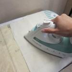 Interfacing Tissue Paper Patterns