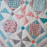 Baby Quilt for the Grub