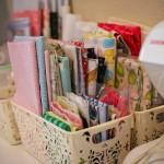 Organizing the scraps