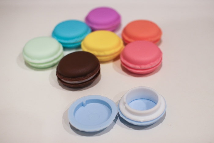 macaron pattern weights