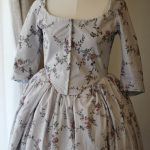 IKEA Fabric 18th Century Round Gown
