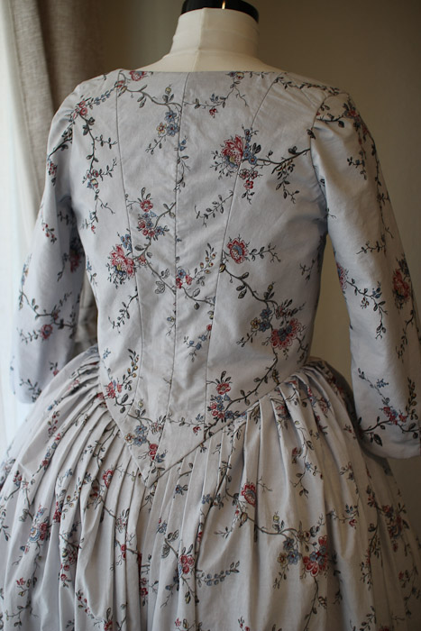 Ikea 18th century round gown